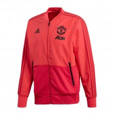 Sweatshirt adidas MUFC PRE Jacket M CW7629