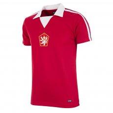 Czechoslovakia 1976 retro football shirt COPA