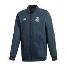 Adidas Real Madrid Anthem Jr DP5185 sweatshirt