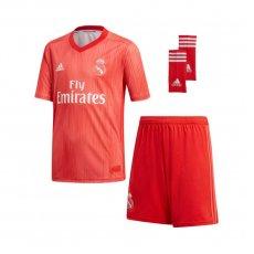 Set adidas Real Madrid 3rd Jr DP5444