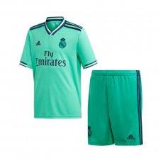 Set adidas Real Madrid 3rd Jr DX8919