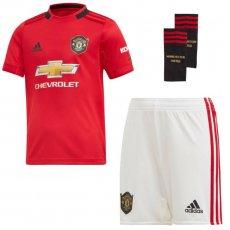 Komplet adidas Manchester United FC Home Mini JR