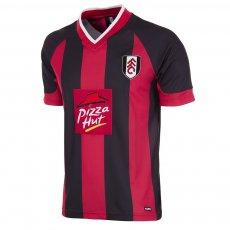 Fulham FC 2001 - 02 away retro sootball shirt COPA