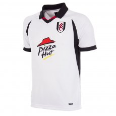 Fulham FC 2001 - 02 retro football shirt COPA