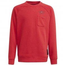 Bluza adidas Manchester United Crew Sweat Jr