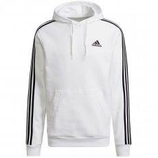 Adidas Essentials Fleece 3-Stripes Hoodie M GU2522