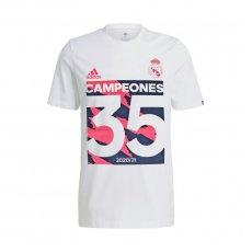 Adidas Real Madrid La Liga Champion 21 Jr HK2952 jersey