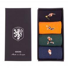 Holland Casual Socks Box Set COPA