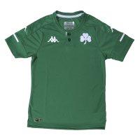 Panathinaikos 2020/21 junior training shirt ABIANG PRO 4 KAPPA, green