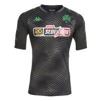 Panathinaikos 2020/21 goalkeeper shirt Kombat Pro, black