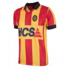 KV Mechelen 1990 - 91 Retro Football Shirt COPA