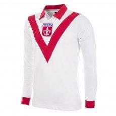 Lille OSC 1954 - 55 retro football shirt COPA
