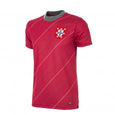 Portugal 1984 Retro Football Shirt COPA, red