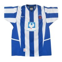 Hartlepool United 2006/07 home shirt