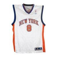 New York Knicks basketball jersey SPREWELL