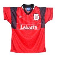 Nottingham Forrest 1994/96 home shirt