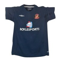 Sunderland 2007/08 training tshirt