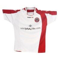 Sheffileld United 2009/10 away shirt