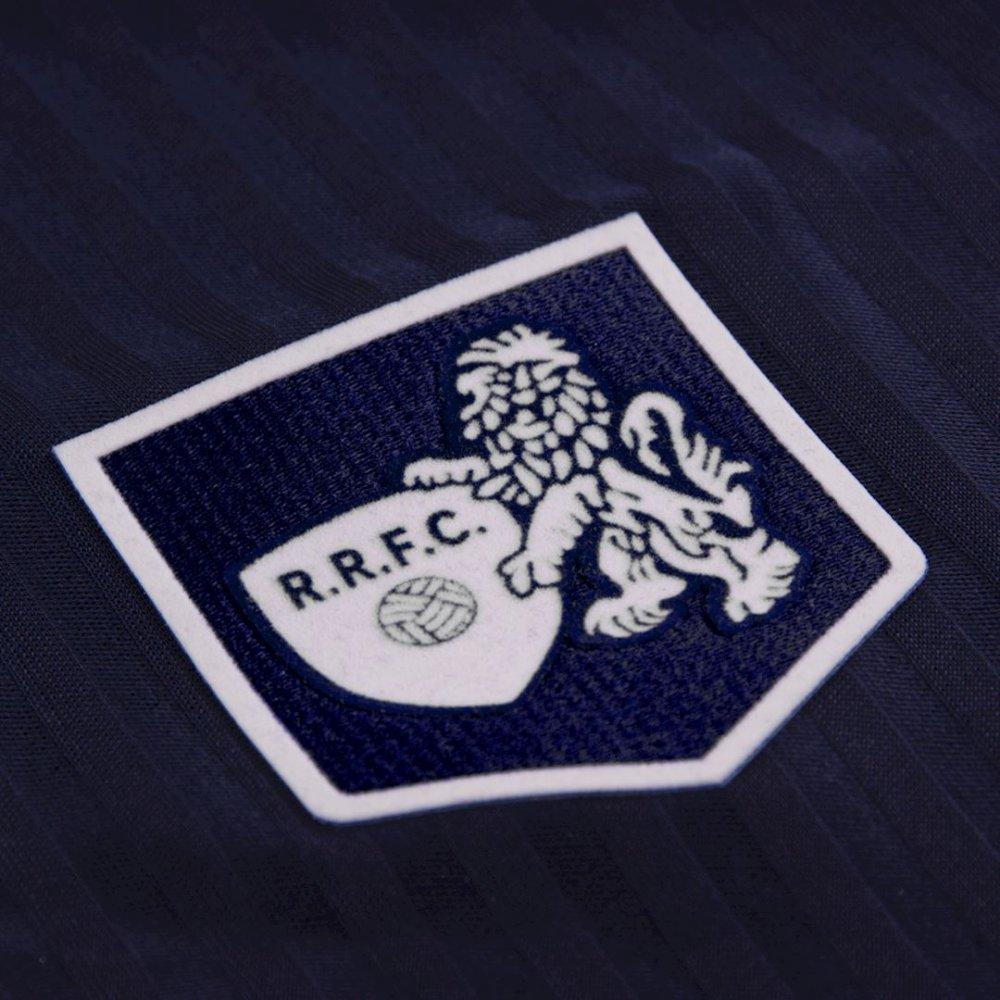 Raith Rovers FC 1995 - 96 Retro Football Shirt