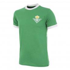 Real Betis 1970's away retro football shirt COPA