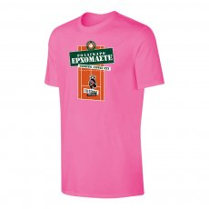 Tsitsipas Hooligans μπλουζάκι 'ROLAGARO', ροζ