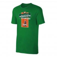 Tsitsipas Hooligans μπλουζάκι 'ROLAGARO', πράσινο