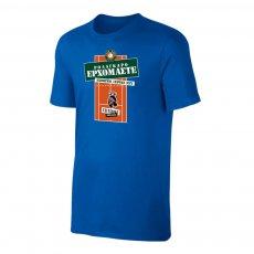 Tsitsipas Hooligans μπλουζάκι 'ROLAGARO', μπλε