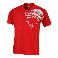Olympiakos t-shirt 'Efivos', red