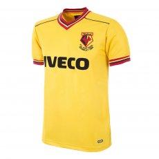 Watford FC 1983 - 84 Retro Football Shirt