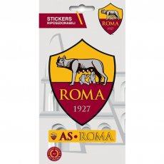 A.S. Roma Crest Sticker
