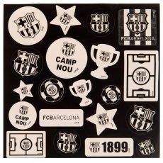 FC Barcelona Glow in the Dark Stickers