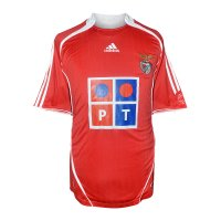 Benfica 2006/07 match issue shirt GOMES