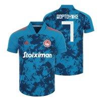 Olympiakos 2020/21 away shirt FORTOUNIS