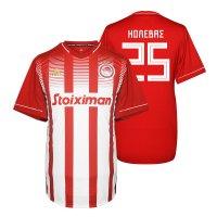 Olympiakos 2020/21 home shirt HOLEBAS