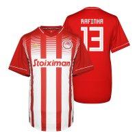 Olympiakos 2020/21 home shirt RAFINHA
