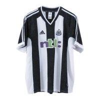 Newcastle 2001/03 home shirt