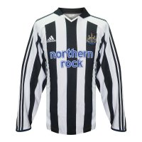 Newcastle 2003/04 l/s home shirt