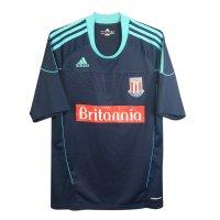 Stoke City 2010/11 away shirt