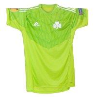 Panathinaikos 2014/15 Europa League issued gk shirt M62096-STEELE-15