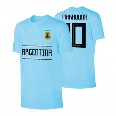 Argentina WC2018 Qualifiers t-shirt MARADONA, light blue