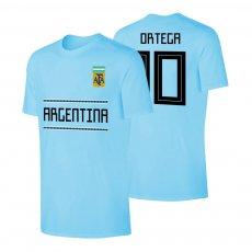 Argentina WC2018 Qualifiers t-shirt ORTEGA, light blue