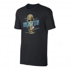 Argentina WC2018 Trophy t-shirt, black