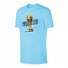 Argentina WC2018 Trophy t-shirt, light blue