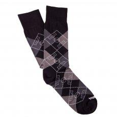Argyle Football Pitch Socks