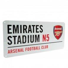 Arsenal F.C. Street Sign