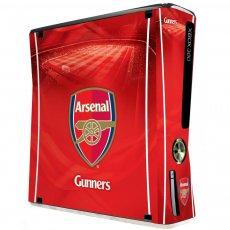Arsenal F.C. Xbox 360 Console Skin (Slim)