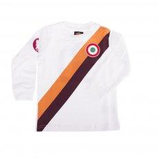 AS Roma Away My First Football Shirt Long Sleeve
