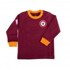 AS Roma My First Football Shirt Long Sleeve