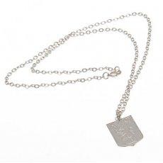 Aston Villa F.C. Silver Plated Pendant & Chain