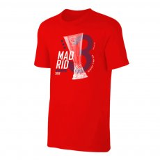 Atletico Madrid Winners18 t-shirt, red